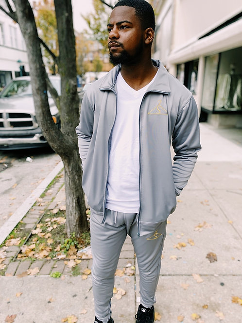 Hang it Up Grey Tracksuit