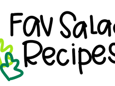 Fav Salad Recipes: Roundup