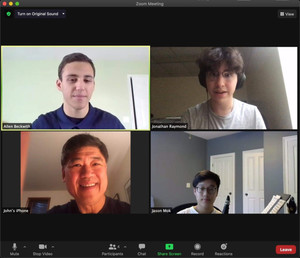 Virtual masterclass with Chicago Symphony Orchestra named clarinetist John Bruce Yeh