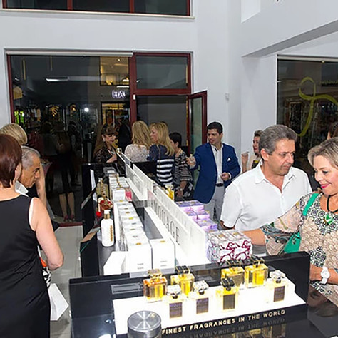'For Your Eyes Only' Event at Limassol Marina