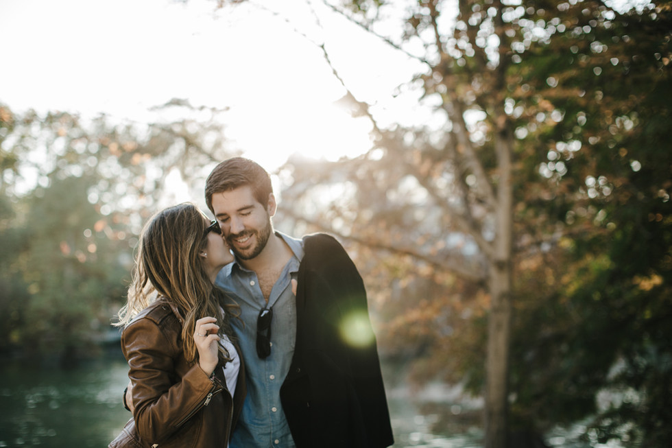 Falling in love in the fall