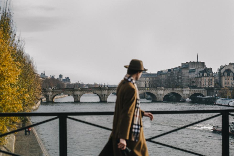 My love affair with Paris