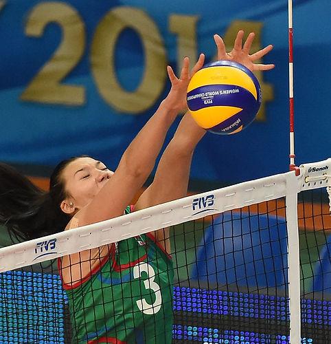Anastasiya+Gurbanova+Azerbaijan+v+Cuba+F