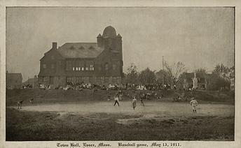 Town Hall, Essex, Massachusetts