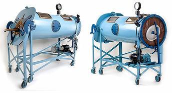 Emerson Negative Pressure Ventilator or blue iron lung
