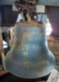 1797 Paul Revere Bell, Essex, Massachusetts