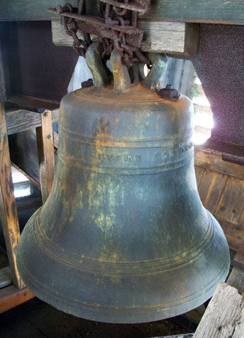 1797 Paul Revere Bell, Essex, Massachusetts