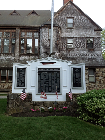 Essex Honor Roll Memorial, Essex, Massachusetts