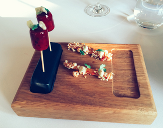 Michelin Star Dining at Paris House, Woburn Abbey