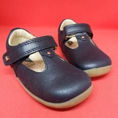 Bobux Louise t-bar shoes