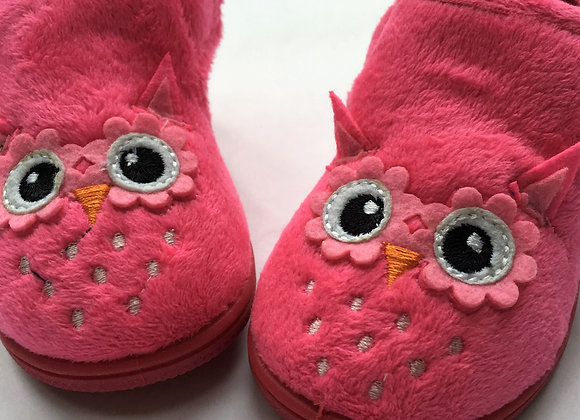 Olive the Owl slippers