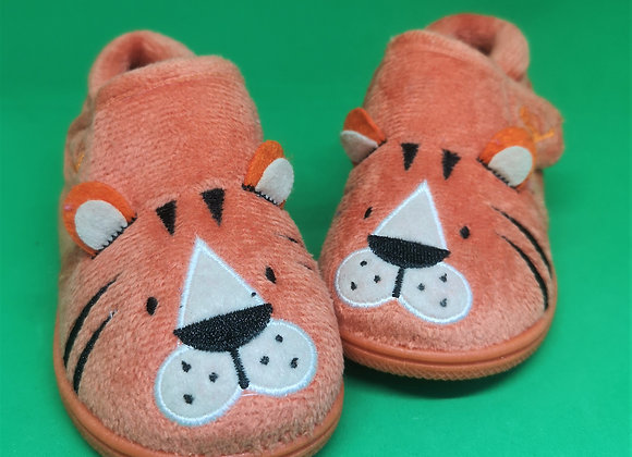 Tommy the Tiger slippers