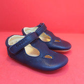 Froddo prewalker shoes, navy
