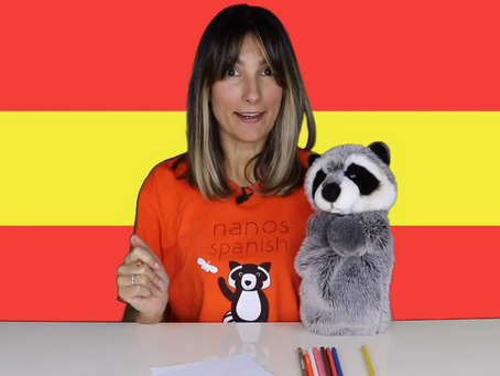A Bit About...Learning Languages with Little Ones by Josefina Garcia, Nanos Spanish