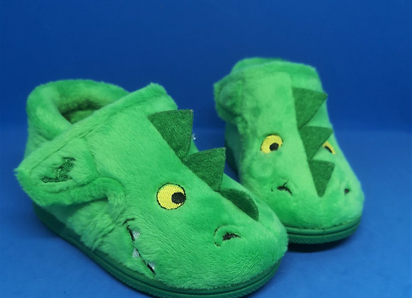 Scorch the Dragon slippers