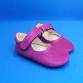 Froddo prewalker shoes, bright pink