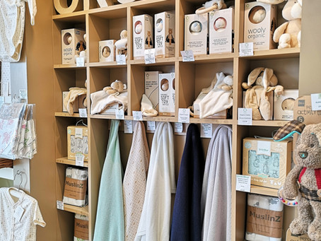 A Bit About ... Organic Cotton by Elizabeth Jones, Natural for Baby