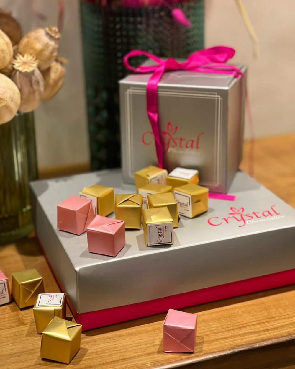 crystal chocolatier