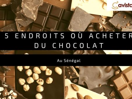 Chocolat de qualité : 5 endroits pour en acheter ou en déguster au Sénégal