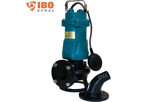 ZWQ 1800 Фекальный насос КНС с измельчителем 1800 Вт, Hmax - 12 м, Qmax -500 л/м