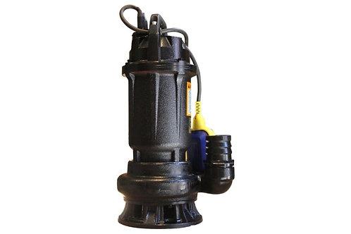 WQD 10-10-0,75F фекальный насос 750Вт, Hmax 16, Qmax 266л/м