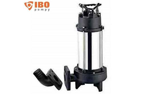 KRAKEN 1800DF Фекальный насос с измельчителем 1800Вт, Hmax - 21 м, Qmax - 233л/м