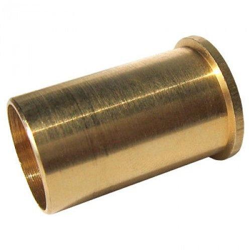 Втулка для ПНД труб латунь. Размеры: 25х3мм, 32х3мм, 40х3.7мм, 50х4.6