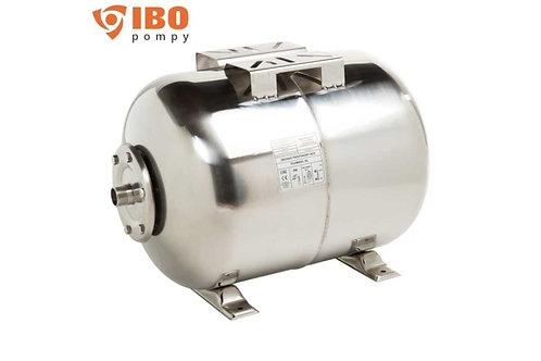 Гидроаккумулятор IBO 80 литров нержавеющая сталь