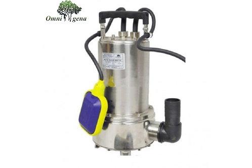 WQ 18-10-1.1 фекальный насос с измельчителем 1100Вт, Hmax 10м, Qmax 300л/м