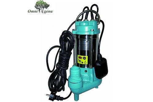 WQ 7-8-0.75 фекальный насос с измельчителем 750Вт,  Hmax 11,3м, Qmax 216л/м