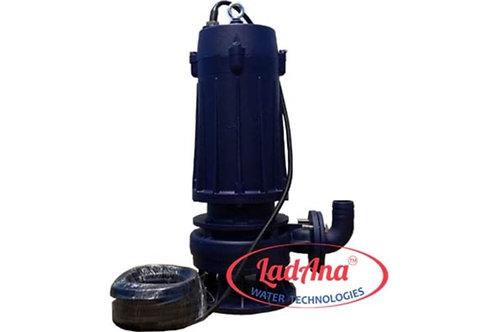 WQ 15-30-3 фекальный насос 3кВт, Hmax 40, Qmax 500л/м