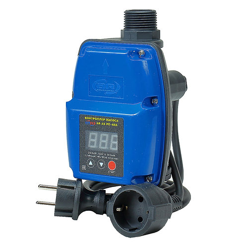 Контроллер давления (реле) AquamotoR AR AS РС-60A