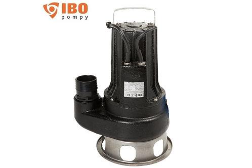 BIG 2200 Фекальный насос 2200 Вт, 380В. Hmax - 19 м, max - 980 л/мин