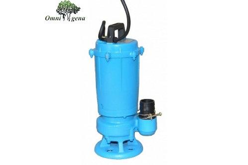 WQ 2-16-0,25 насос фекальный  250Вт, Hmax 16,5м, Qmax 100л/м