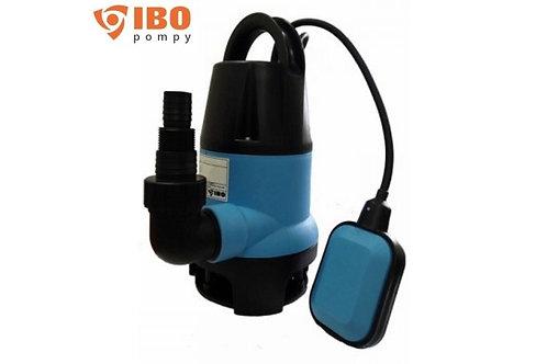 IP 550 Фекальный насос 550 Вт, Hmax - 7 м, Qmax - 175 л/мин. Пластик.