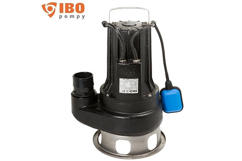 BIG 1500 Фекальный насос 1500 Вт, 380В. Hmax - 14 м, Qmax - 666 л/мин