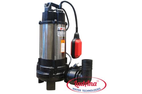 VSm 550F фекальный насос 550Вт, Hmax 11, Qmax 241л/м