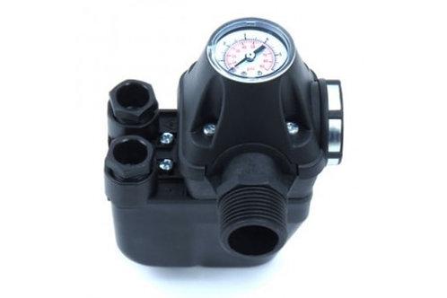 """Реле давления ITALTECNICA PM5-3W 1"""" 1-5бар с манометром и 5-ти выводным штуцером"""