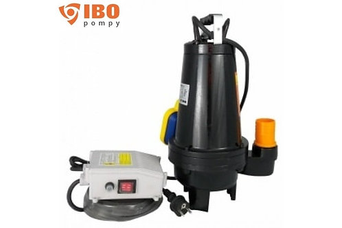 WQK 15-9-1.1 фекальный насос с измельчителем 1100Вт, 400л/мин, 14м, Корпус чугун