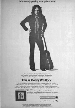 This is Bobby Whitlock - ACDunhill Records