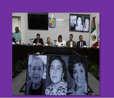 Reconocen en Guadalupe a mujeres destacadas