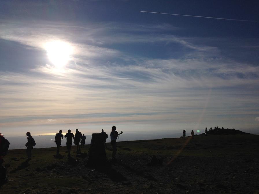 Mountaineering course on Skye