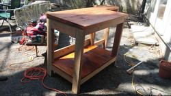 First Work Table