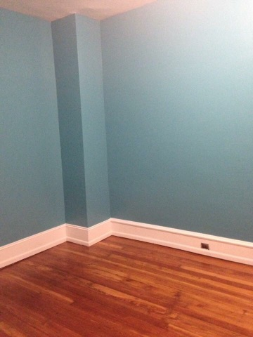 Bedroom Trim