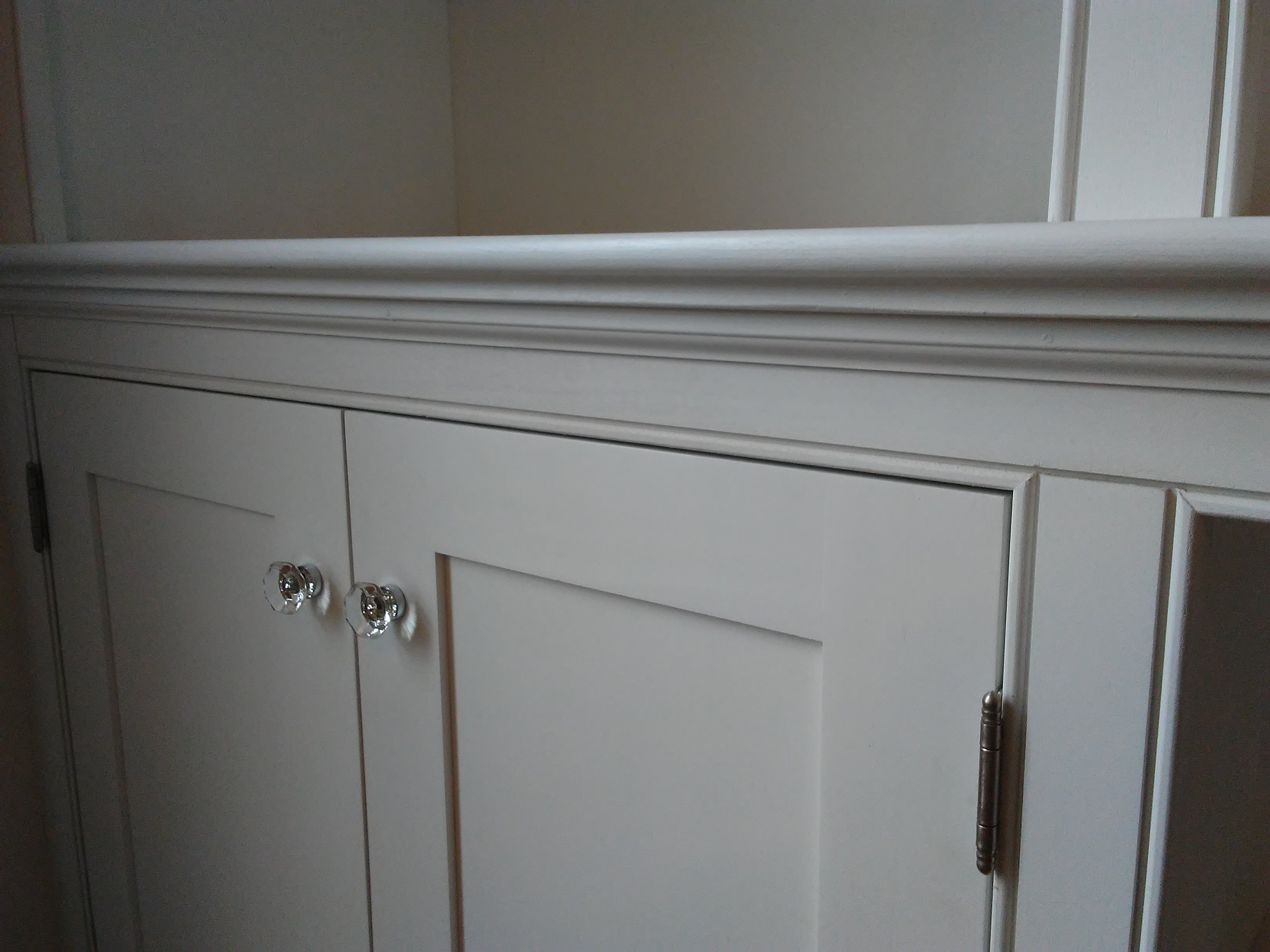 Detail of Knobs