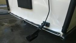 Porta Bote transducer mount
