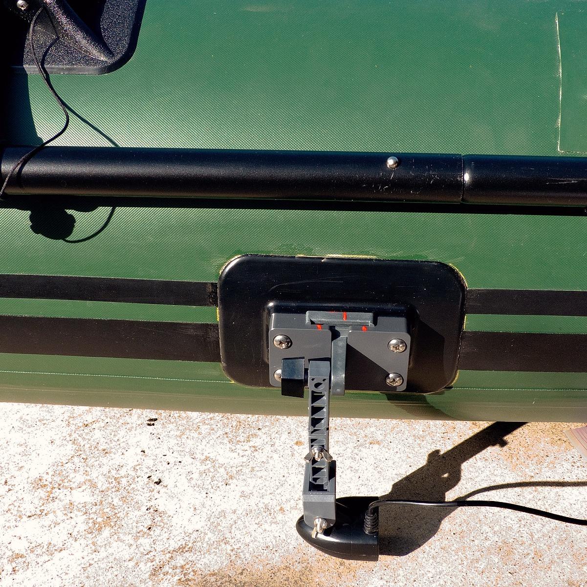 Sea Eagle 285 transducer mount