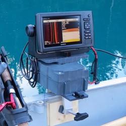 10ah Magnetic Boat Mount kit