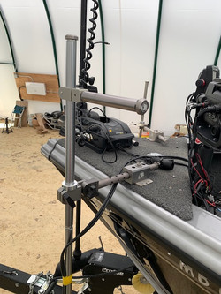 Livescope Mounts from Fish Finder Mounts