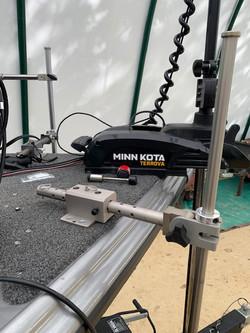 Gen2 Pole & Beam Transducer Mount